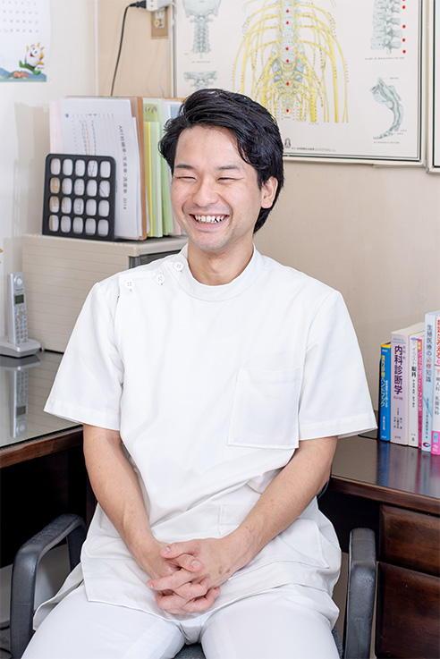 五月が丘鍼灸治療院 院長 内名 博志の写真